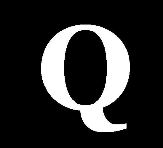 3D Letter Q