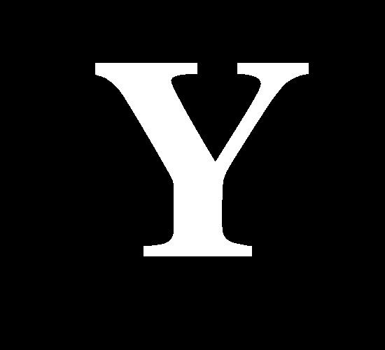 3D Letter Y
